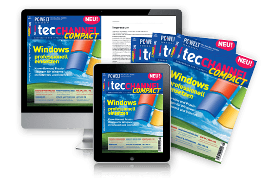 tecCHANNEL-Compact Windows professionell einsetzen