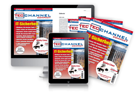 TecChannel-Compact IT-Sicherheit