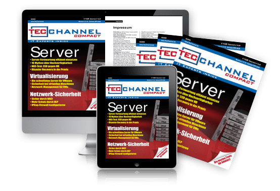 TecChannel-Compact Server